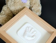 Baby Cast in Frame